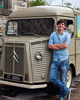 A photo of Donal Skehan