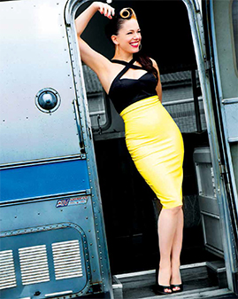 A photo of Imelda May