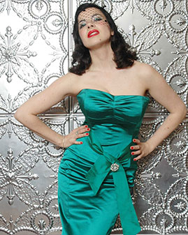 A photo of Camille O'Sullivan