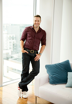 A photo of Keith Barry